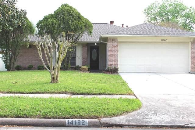 14122 Bay Gardens Drive, Sugar Land, TX 77498 (MLS #15126920) :: The Sansone Group