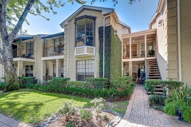 2700 Revere Street #133, Houston, TX 77098 (MLS #15132329) :: Caskey Realty