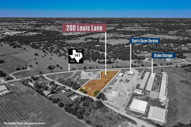 200 Louis Lane, Giddings, TX 78942 (#15138441) :: ORO Realty