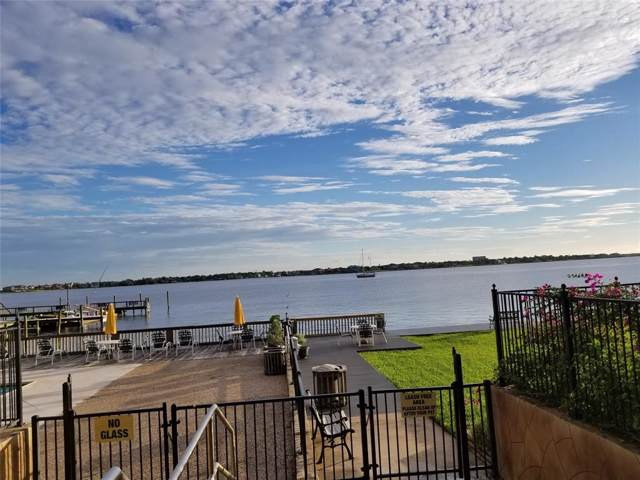 3535 Nasa Parkway #39, Seabrook, TX 77586 (MLS #15148817) :: The Bly Team