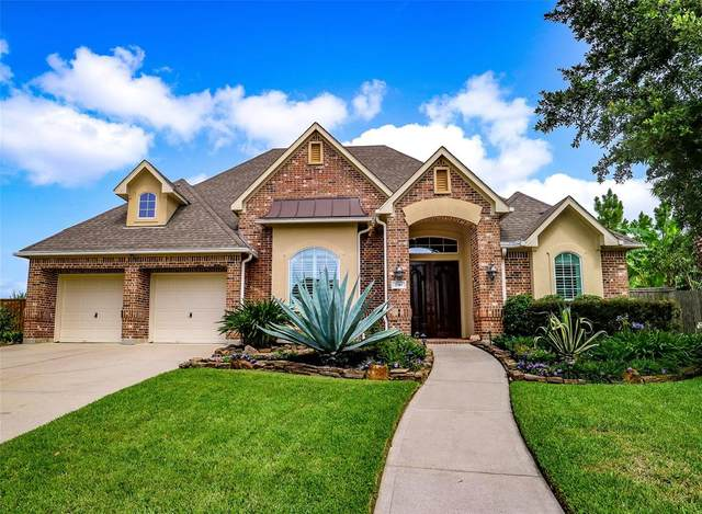 2501 Muricia Drive, League City, TX 77573 (MLS #15155108) :: Rachel Lee Realtor