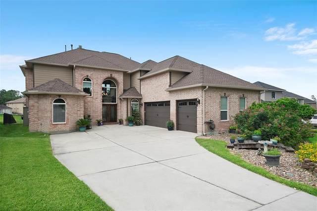 18782 E Cool Breeze Lane, Montgomery, TX 77356 (MLS #15158126) :: The Home Branch