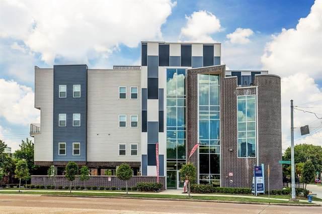 1011 Studemont Street #104, Houston, TX 77007 (MLS #15164852) :: Green Residential