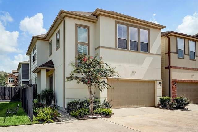 8818 Hollister Square, Houston, TX 77080 (MLS #15189187) :: The Heyl Group at Keller Williams