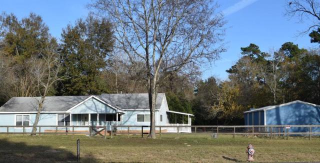 18363 Fm 1484 Road, Conroe, TX 77303 (MLS #15214798) :: Texas Home Shop Realty