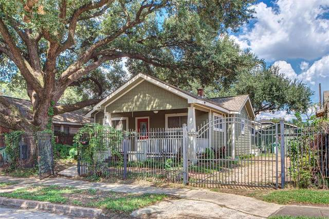 4213 Woodleigh Street, Houston, TX 77023 (MLS #15214939) :: The SOLD by George Team