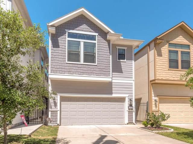 5838 Darling Street A, Houston, TX 77007 (MLS #15219180) :: Giorgi Real Estate Group