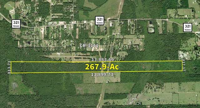 0 County Road 3142 End Of, Cleveland, TX 77327 (MLS #15220299) :: The SOLD by George Team