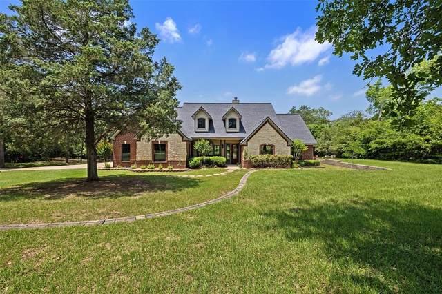 540 Walnut Drive, Bellville, TX 77418 (#15222625) :: ORO Realty