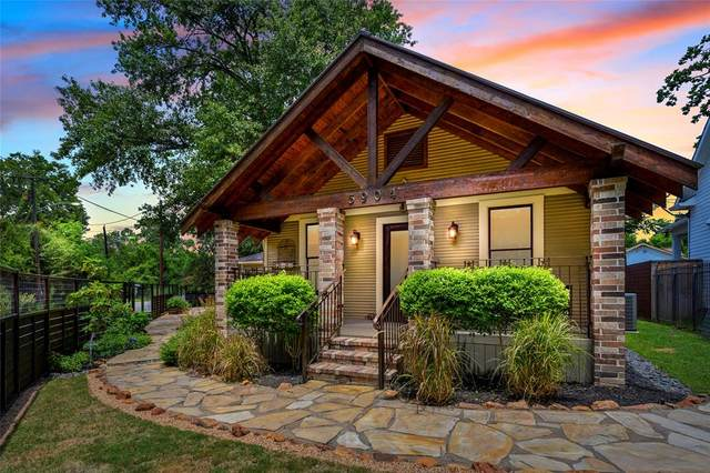 3904 Searle Drive, Houston, TX 77009 (MLS #15235809) :: The SOLD by George Team