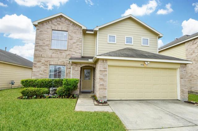9106 Blue Cedar Lane, Humble, TX 77338 (MLS #15252380) :: Texas Home Shop Realty