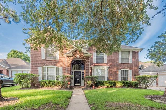 515 Spring Moss Drive, Missouri City, TX 77459 (MLS #15254528) :: The SOLD by George Team