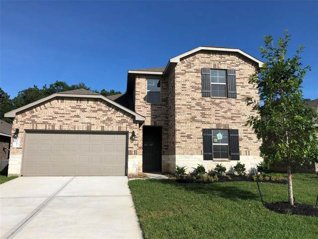 2282 Strong Horse Drive, Conroe, TX 77301 (MLS #15255288) :: The Home Branch