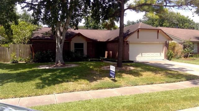 4923 Pecan Grove Drive, Pearland, TX 77584 (MLS #15273384) :: The Queen Team