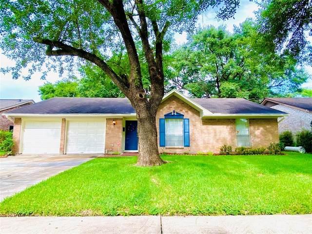 10611 Hoyte Drive, Houston, TX 77031 (#15293474) :: ORO Realty