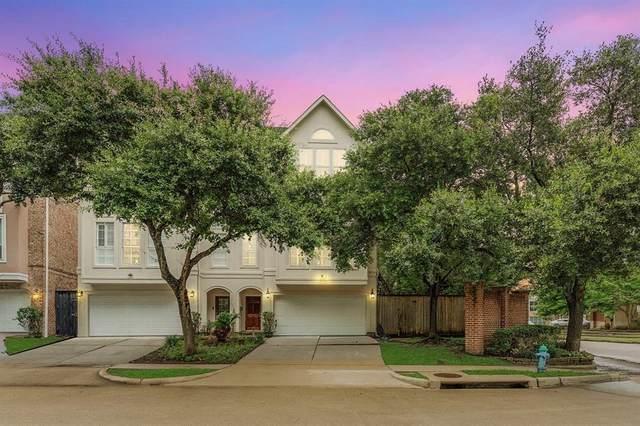 1400 Moritz Drive, Houston, TX 77055 (MLS #15294142) :: The Freund Group