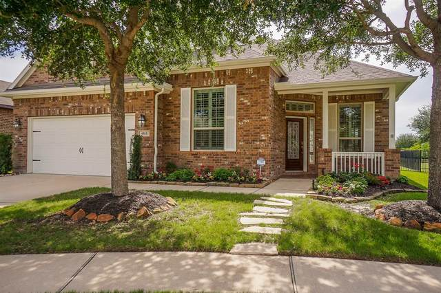 9515 Sabine River Court, Cypress, TX 77433 (MLS #15295520) :: The SOLD by George Team