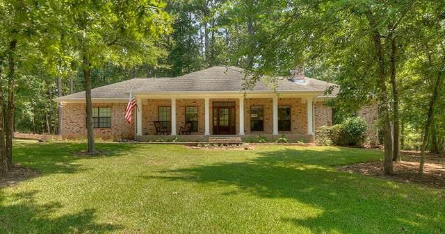 350 Twinstone Circle, Coldspring, TX 77331 (MLS #15307370) :: Texas Home Shop Realty