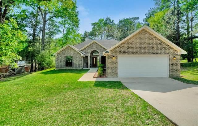 1713 Greenway Drive, Huntsville, TX 77340 (MLS #15314597) :: Homemax Properties