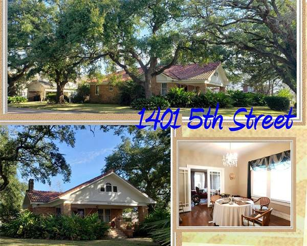 1401 5th Street, Bay City, TX 77414 (MLS #15318083) :: Bay Area Elite Properties