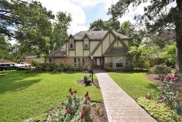 8203 Pheasant Glen Drive, Spring, TX 77379 (MLS #15318119) :: Ellison Real Estate Team