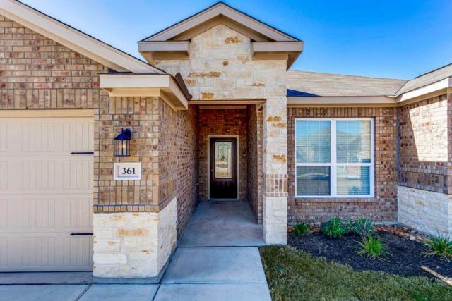 22303 Bauer Garden Drive, Hockley, TX 77447 (MLS #15338912) :: The Heyl Group at Keller Williams