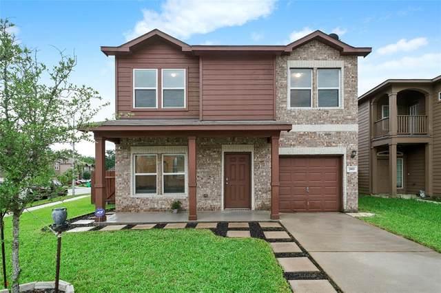 2803 Arica Lane, Spring, TX 77373 (MLS #15342417) :: Green Residential