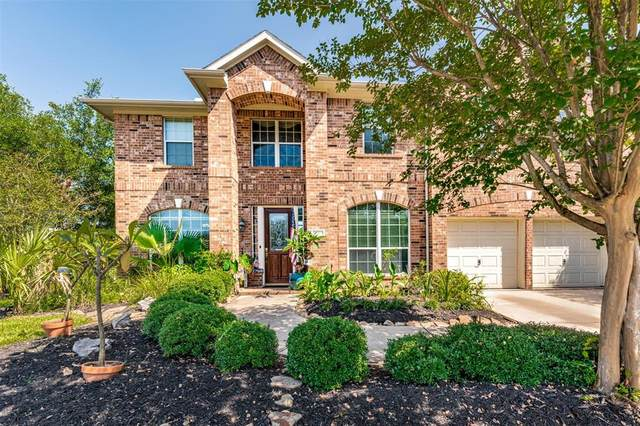 8303 Hayden Cove Drive, Tomball, TX 77375 (MLS #15355562) :: The Heyl Group at Keller Williams