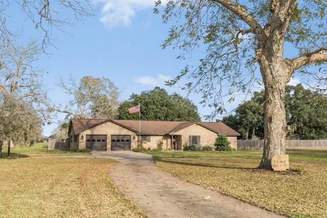 1144 Bar X Trail, Angleton, TX 77515 (MLS #15371317) :: Texas Home Shop Realty