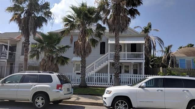 1623 Avenue N 1/2, Galveston, TX 77550 (MLS #15375373) :: Connect Realty