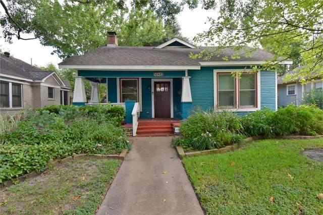 727 W Temple Street, Houston, TX 77009 (MLS #15380309) :: Michele Harmon Team