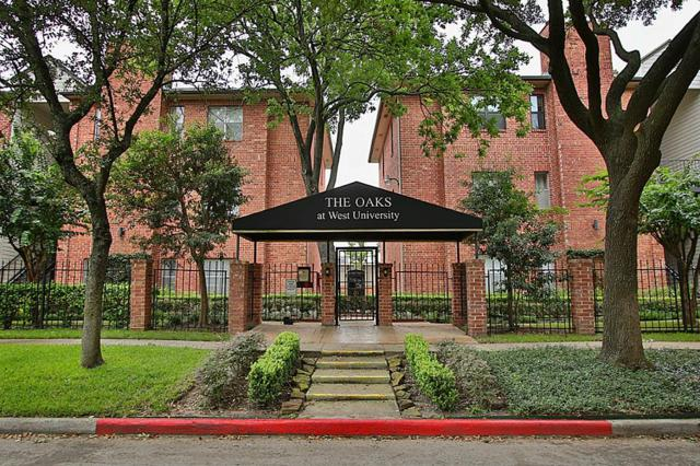 4041 Law Street #509, Houston, TX 77005 (MLS #15390106) :: Christy Buck Team
