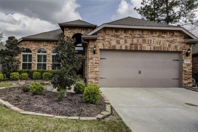 143 N Claret Cup Lane, Montgomery, TX 77316 (MLS #15407891) :: Giorgi Real Estate Group
