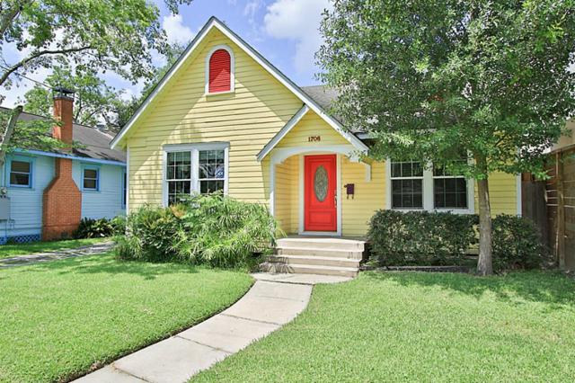 1706 Ridgewood Street, Houston, TX 77006 (MLS #15410439) :: Carrington Real Estate Services