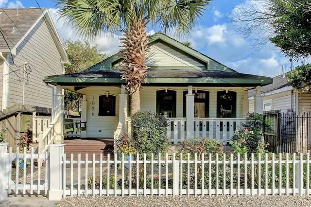 1026 Herkimer Street, Houston, TX 77008 (MLS #15431547) :: Caskey Realty