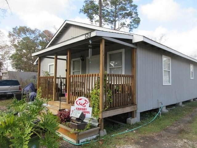 528 Pine Street, Crosby, TX 77532 (MLS #15431633) :: My BCS Home Real Estate Group