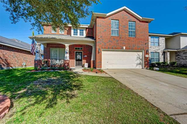 7519 Summerdale Drive, Rosenberg, TX 77469 (MLS #15435290) :: The Bly Team