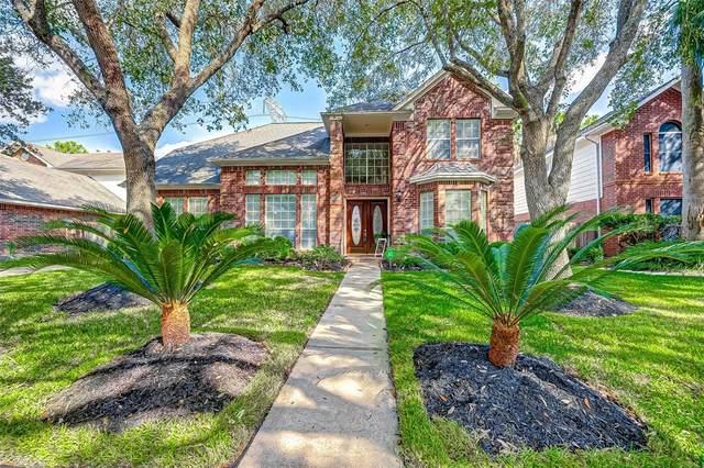 4022 Harwood Drive, Sugar Land, TX 77479 (MLS #15438578) :: The Bly Team