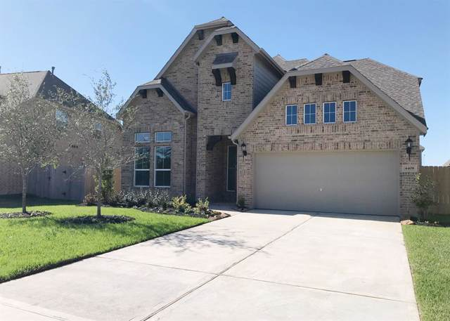 4408 Lake Welchel Drive, Dickinson, TX 77539 (MLS #15448312) :: The SOLD by George Team