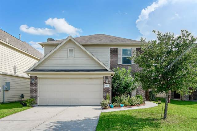 9832 Lace Flower Way, Conroe, TX 77385 (MLS #15449556) :: The Home Branch