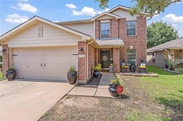 17134 Westminster Village Court, Houston, TX 77084 (MLS #15470612) :: The Bly Team