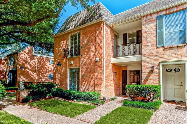 13142 Trail Hollow Drive, Houston, TX 77079 (MLS #15483093) :: Caskey Realty