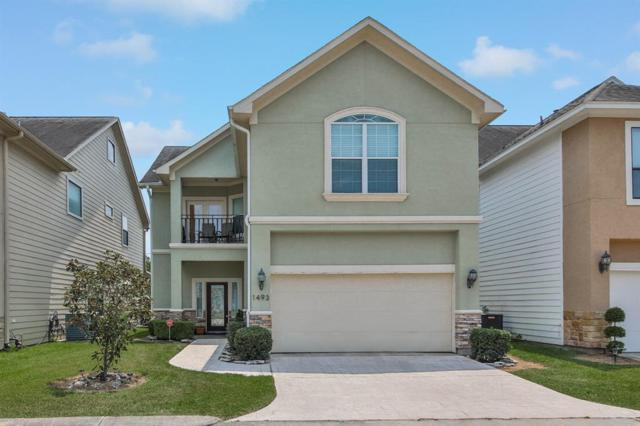 1493 Silverado Drive, Houston, TX 77077 (MLS #15488439) :: Krueger Real Estate