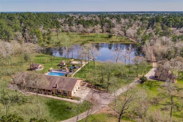 17601 Rabon Chapel Road, Montgomery, TX 77316 (MLS #15516916) :: Montgomery Property Group