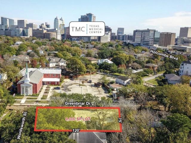 6500 Greenbriar Drive, Houston, TX 77030 (MLS #15525559) :: The Sansone Group
