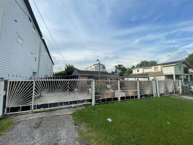 911 W 17th Street, Houston, TX 77008 (MLS #15543809) :: The Property Guys