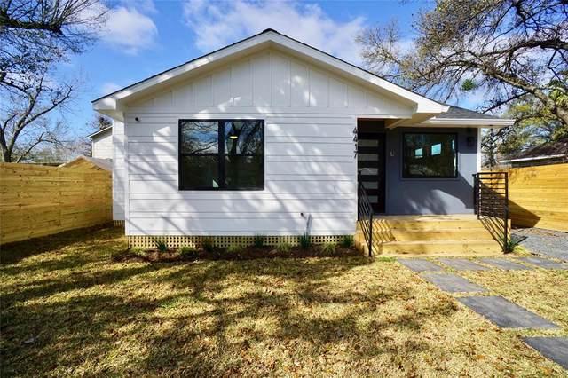 4417 Hain Street, Houston, TX 77009 (MLS #15565927) :: The Parodi Team at Realty Associates
