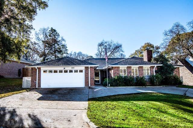 1445 Green Briar Drive, Huntsville, TX 77340 (MLS #15581710) :: Ellison Real Estate Team