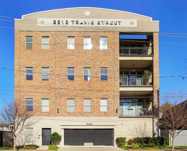 2510 Travis Street #203, Houston, TX 77006 (MLS #15584058) :: The SOLD by George Team