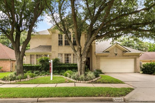 14118 Woodville Gardens Drive, Houston, TX 77077 (MLS #15589274) :: The Queen Team